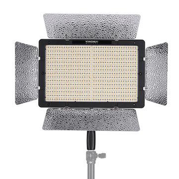 Yongnuo YN1200L Pro LED Video Light Bi-color 3200K-5500K Photography Studio Lighting