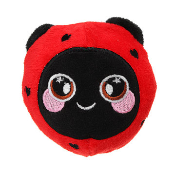 Mofun Squishimal Squishamals Beetle 8.5cm Squishy Foamed Plush Squeezable Toy Slow Rising Pendant