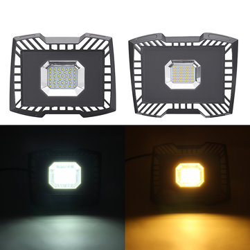 ARILUX® AC220-240V 30W 50W IP65 Waterproof LED Flood Light Outdoor Garden Yard Security Lamp