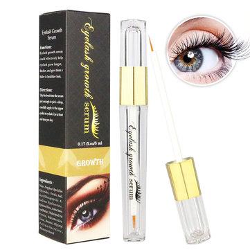 5ml Eyelash Growth Essence Serum For Short Eyelashes Thin Eyelashes