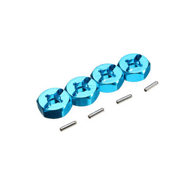 Wltoys A949 A959 A969 A979 K929 RC Car 7mm To 12mm Adapter 4PCS