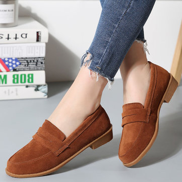 Women Casual Loafers US Size 5-10
