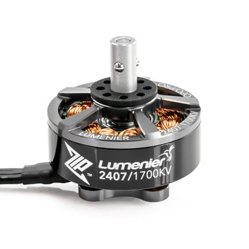 US$26.99 Lumenier ZIP 2407 1700KV POPO Pro 4-6S CW Thread Brushless Motor for 7 Inch RC Drone FPV Racing RC Parts from Toys Hobbies and Robot on banggood.com