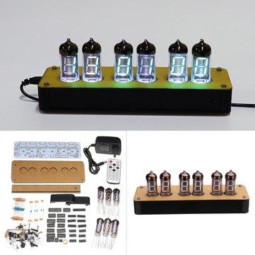 Geekcreit® DIY NB-11 Fluorescent Tube Clock IV-11 Kit VFD Tube Kit VFD Vacuum Fluorescent Display