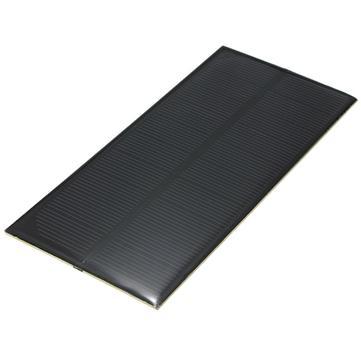 Buy 5V 1.5W Monocrystalline 150MM x 69MM 300MA Mini Solar Panel Photovoltaic Panel for $4.40 in Banggood store