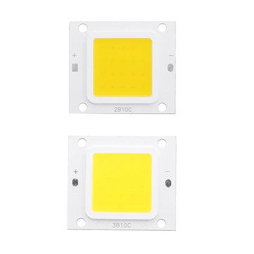 20W / 30W / 50Wウォームホワイト/ホワイト3000K / 6000K LEDフラッドライトCOBライトLedチップDC30-34V