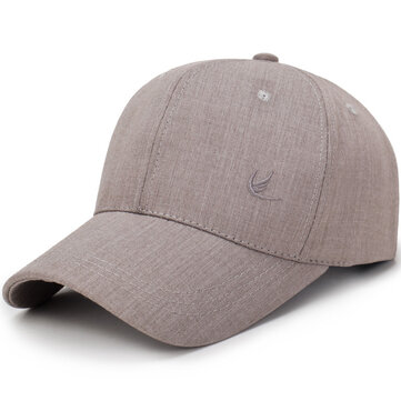 Middle-Aged Baseball Cap Sun Protection Peaked Ball Hat