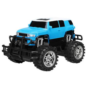 Xinlefeng 789 1/18 27MHZ 4CH Rc Car Off-road Climbing Truck Without Battery Random Color Toy