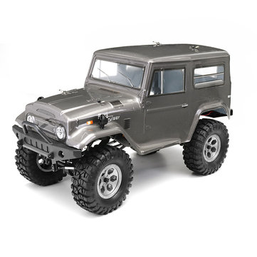 HSP 136100 Racing Cruiser 1/10 RC Car Waterproof Electric 4WD Off Road Rock High Speed Hobby Crawler
