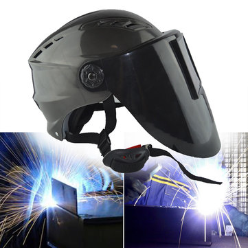 Solar Energy Automatic Light Head Wear Welding Welding Arc Welding Mask