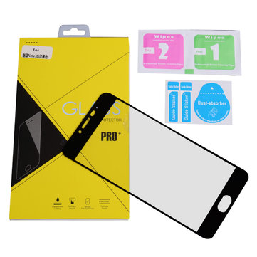 9H Tempered Glass Full Cover Film Screen Protector For Meizu M3 Note