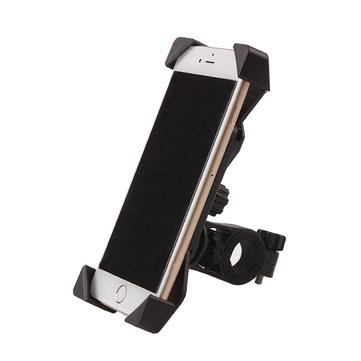3.5-7.0 Inch Phone GPS Stretch Mount Holder para Motocicleta Scooter