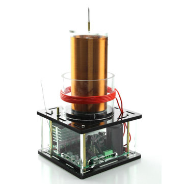 STARK-44 Tesla Coil Module Solid Music High Power DIY Lightning Model Educational Toy 12V