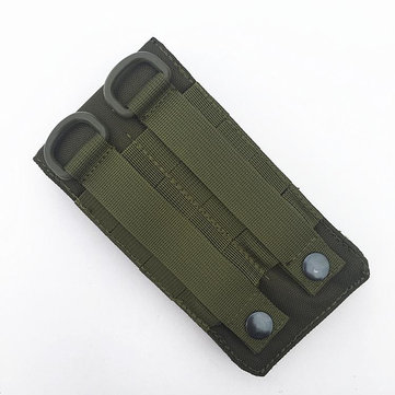 FAITH PRO Hunting Multifunctional Military Tactical 1000D Waterproof Molle Belt Cell Phone Package