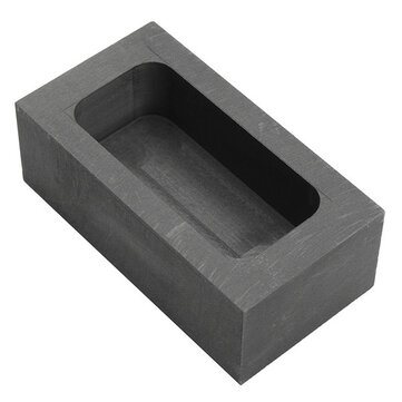85x45x30mm 23.5OZ Graphite Crucible Graphite Casting Mold