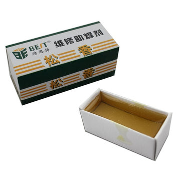 Best High Purity Carton Rosin Soldering Iron Soft Solder Paste Welding Repair Flux Tin Paste