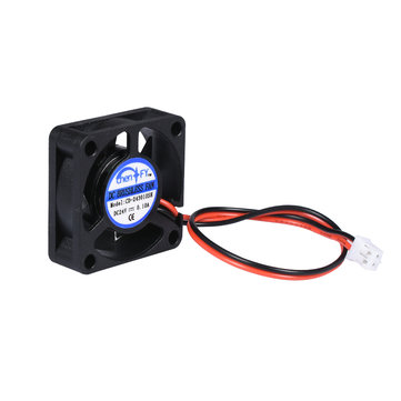 BIQU 3010s 30*30*10mm 24V 2Pin DC Cooler Small Cooling Fan For 3D Printer