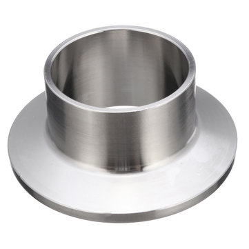 32mm OD Weld Ferrule 304 Stainless Steel Sanitary Ferrule Fits 1.5 Inch Tri Clamp