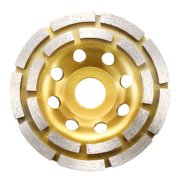 115mm Diamond Concrete Grinding Cup Wheel Disc Segment Masonry Granite Stone Grinding Wheel