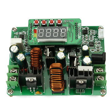 D3806 NC DC Constant Current Power Supply Step Down Module Voltage Ammeter