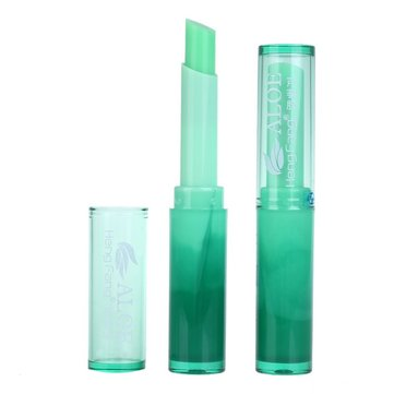 Temperature Color Changing Lipstick Waterproof Nourishing Aloe Gel Lip Balm Non-stick No Fade