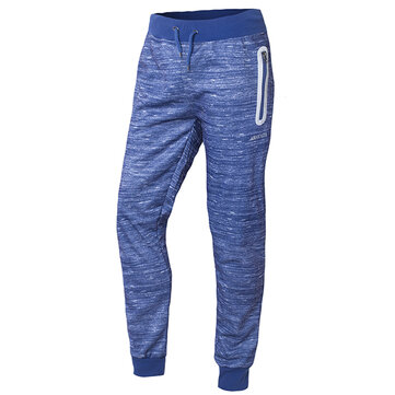 Mens Casual Elastic Waist Sport Pants Running Comfortable Loose Pants