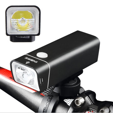 INBIKE CX300/CX600 IPX6 Waterproof German Standard Cycling Bike Light USB Rechargeable Bicycle Flashlight LED