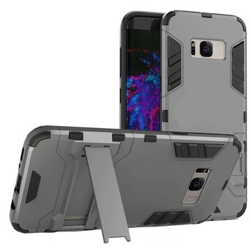 Armor Kickstand PC+TPU Case For Samsung Galaxy S8