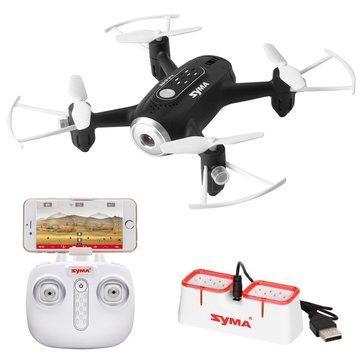 SYMA X22W WIFI FPV Con 720P fotografica Controller APP Modalità di attesa in altitudine RC Quadcopterr RTF