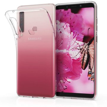 Bakeey Clear Crystal Shockproof Soft TPU Protective Case For Samsung Galaxy A9 2018