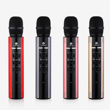 Mini Portable bluetooth Wireless Microphone with Two Channel Long Standby Microphone