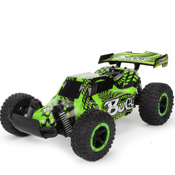JD-2610B 1/16 2.4G 4WD High Speed RC Car Racing Off-Road Truck Buggy Electronic Toys For Kids
