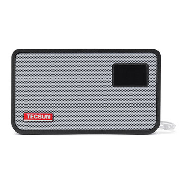 Tecsun ICR-100 Voice Recorder A-B Repeat FM Radio Receiver Support TF Card USB AUX