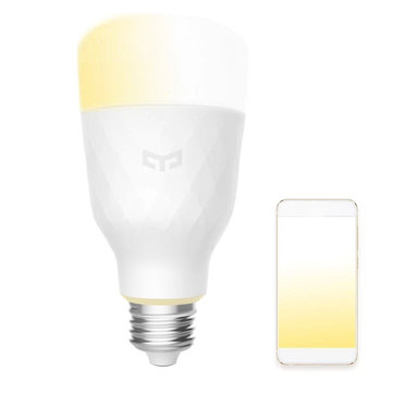 Original Xiaomi Yeelight 10W E27 Warm White to Daywhite LED WIFI Control Smart Light Bulb AC100-240V