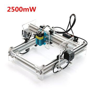 EleksMaker® EleksLaser-A5 Pro 2500mW Laser Engraving Machine CNC Laser Printer