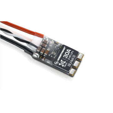 Hobbywing XRotor Micro BLheli_S 30A 2-4S ESC Support Dshot600 Oneshot125 Oneshot42 Multishot for RC Drone