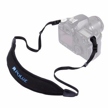 PULUZ PU6003 Anti-Slip Soft Diving Pad Single Shoulder Camera Strap for SLR DSLR Camera