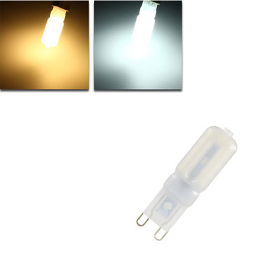 G9 5W 22 SMD 2835 LED Warm White White Light Lamp Bulb AC 110V / 220V