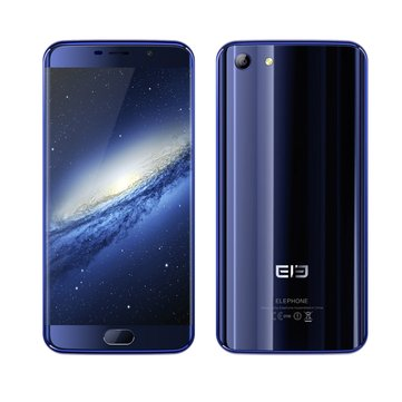 Elephone S7 Global Version 5.5 inch Fingerprint 3GB RAM 32GB ROM Helio X20 Deca Core 4G Smartphone