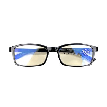 Fashion Ultra Light Weight TR90 Anti Blue Anti Fatigue Reading Glasses