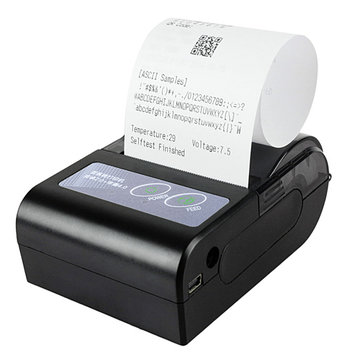 YOKO 58HB-4 Portable Bluetooth 4.0 Wireless Thermal Printer for Android and IOS