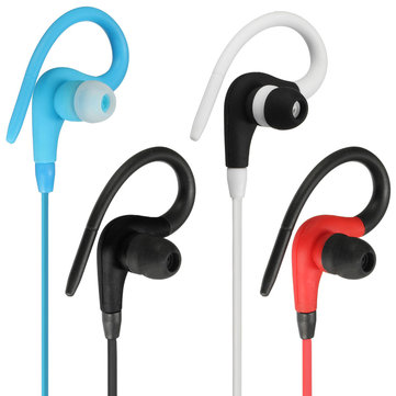 Bluetooth Ear Hook Wireless Sports Stereo Headset Handfree Earphone