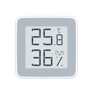 Original Xiaomi Mijia E-ink Screen Temperature Humidity Sensor Digital Thermometer Hygrometer