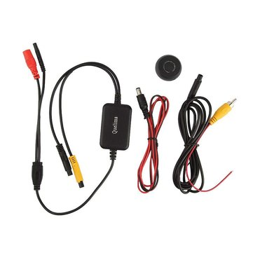 Quelima 9688 Car 2-way Camera Remote Switcher Car Camera Universal Switch