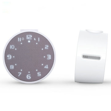 Original Xiaomi Mi Music Alarm Clock Xiaomi Bluetooth Speaker Bluetooth 4.1 360-Hours-Standby Speaker