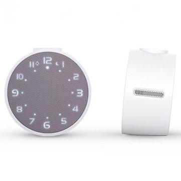 원래 Xiaomi Mi 음악 알람 시계 Xiaomi 블루투스 스피커 Bluetooth4.1 360 시간 - 대기 스피커