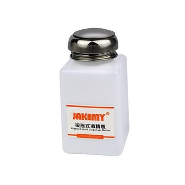 JAKEMY JM-Z11 180ml Plastic Liquid Dispenser Bottle Pumping Bottle