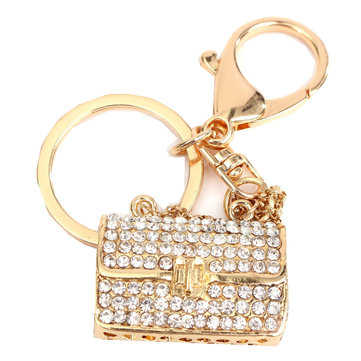 Alloy Cute Keychain Keyring Key Fob Key Chain Key Ring