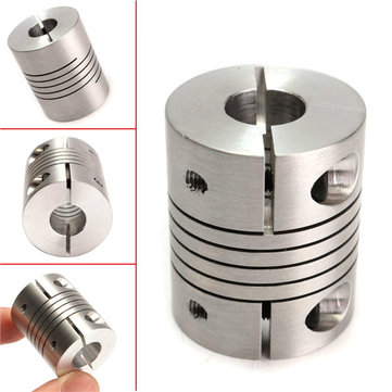 10x12mm Coupler Coupling for SFU1605 Ball Screw Stepper Motor Shaft Coupler
