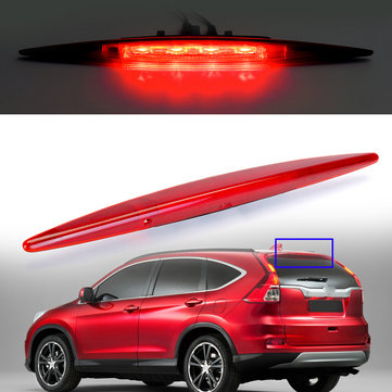 Red High Mount 3rd Brake Tail Light Stop Lamp for Honda CR-V CRV 2012-2016